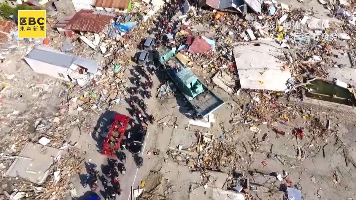 死兩千人...印尼60天連遇4強震 專家:地球「最脆弱」之處