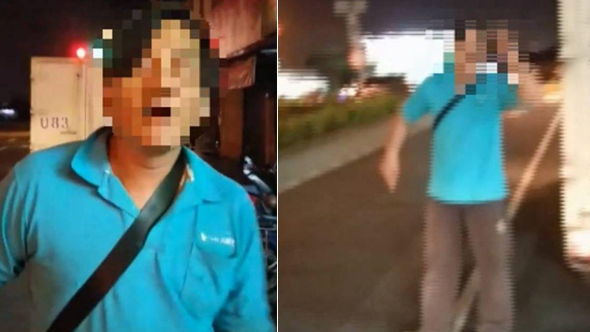 醉男要求幫打公共電話 民眾拒絕遭毆打