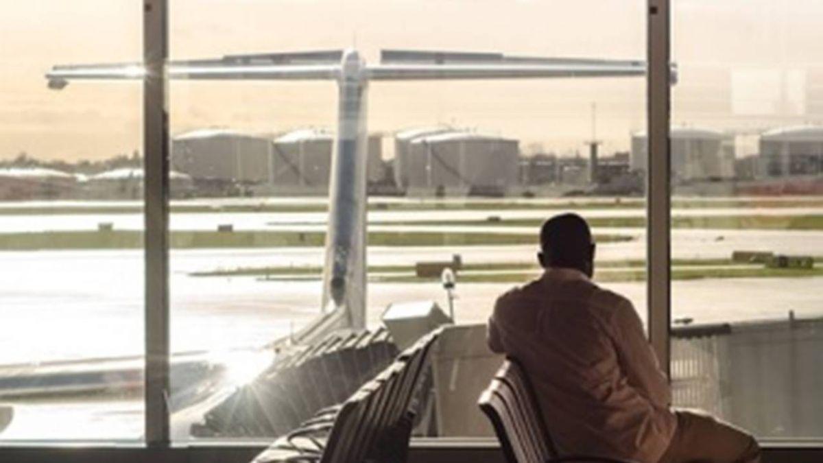 大馬版航站情緣 敘利亞男子受困機場近7個月