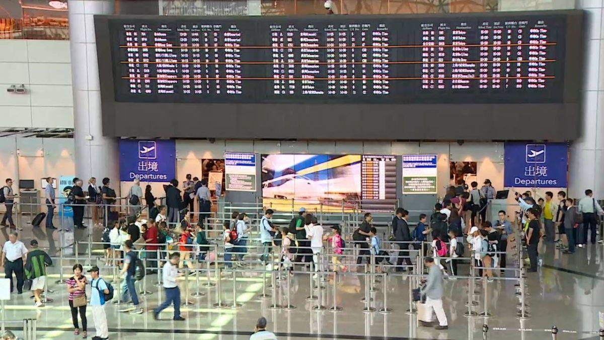 台人出國旅遊規劃時間 平均每趟33.3小時!
