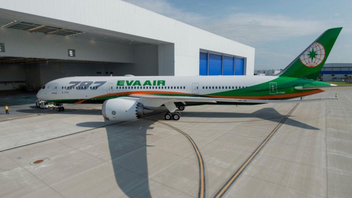 全台首架787客機!波音撥交長榮航空 11月載客