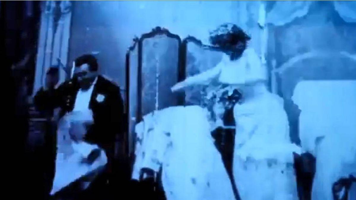 史上首部成人片!百年前夫妻洞房夜 188秒驚人畫面曝光