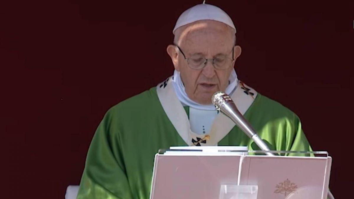 世界主教會議首迎大陸代表 教宗感動到哽咽
