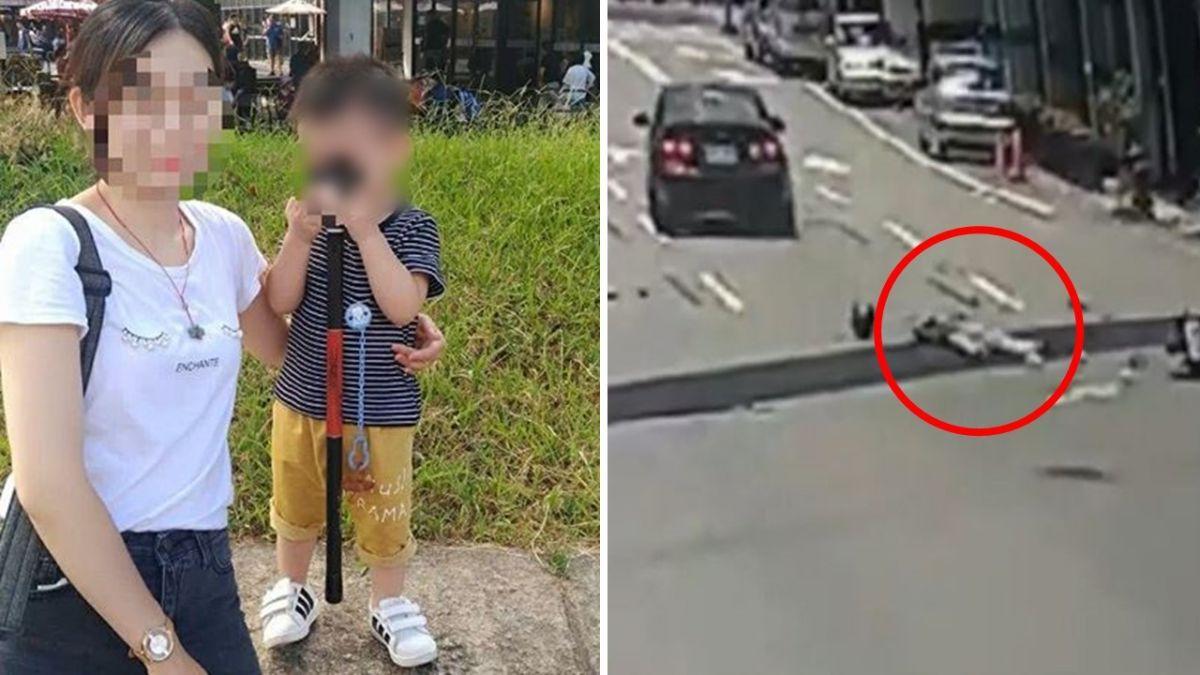 21歲男大生開BMW…闖紅燈撞死孕婦!「1屍2命」賠700萬換緩刑