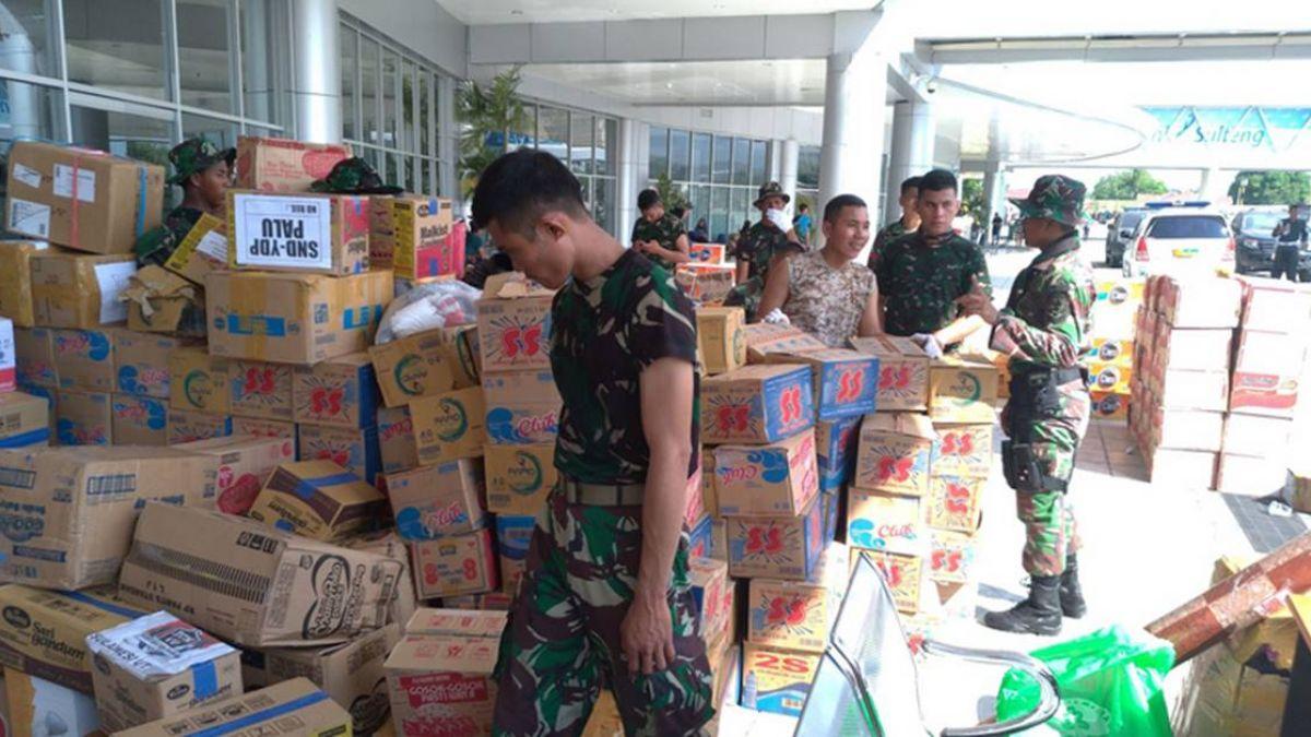國際救援團隊前進印尼重災區巴路 機場人員驚:確定要進去?