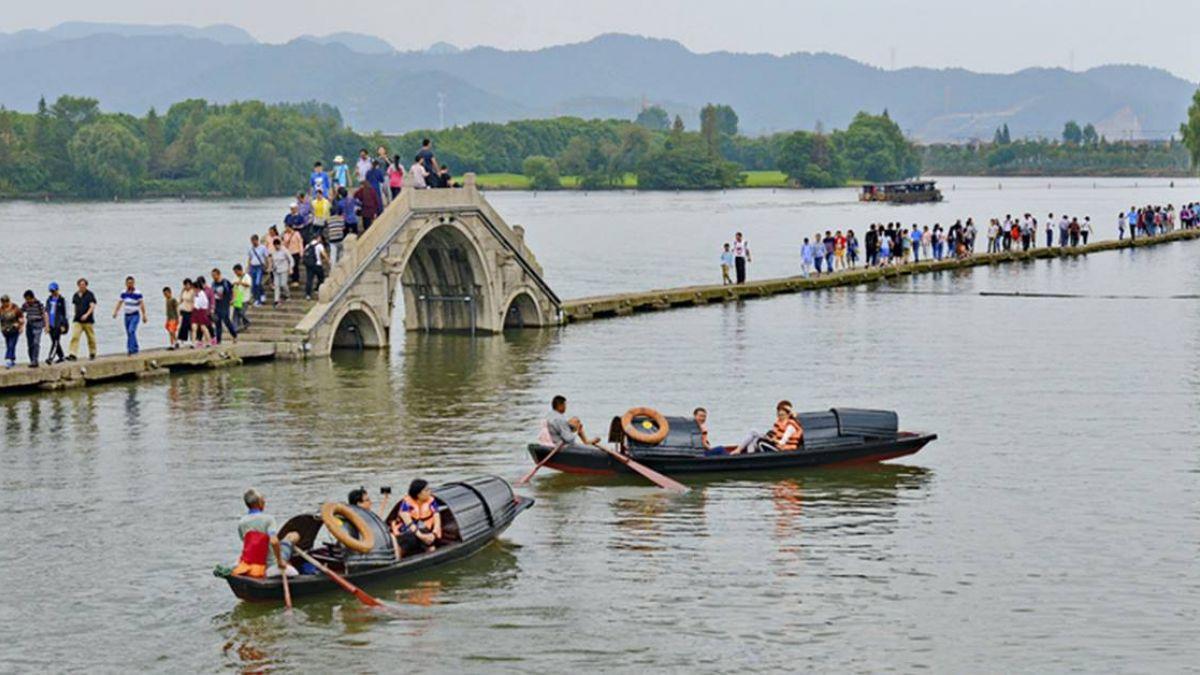 十一長假開跑 浙江這風景區人超少:百度顯示不營業