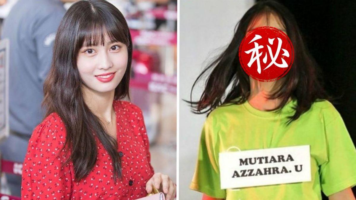 萌女團撞臉TWICE美胸成員!鐵粉驚呼:「親妹妹」連聲音都像