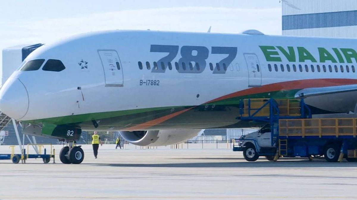 全台首架787夢幻機報到!「超人性化」內裝首曝光