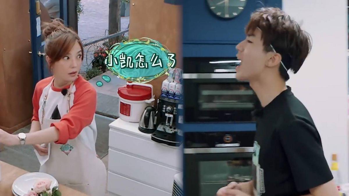 【影片】王俊凱挑戰料理家傳糖醋排骨 咬一口…激動喊:爸爸!嚇壞前輩