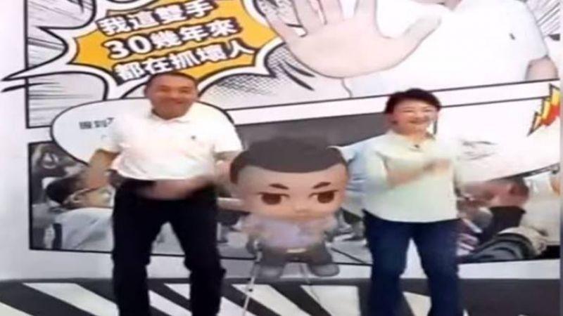 侯小宜vs.蘇小妹 新北選戰玩互動科技