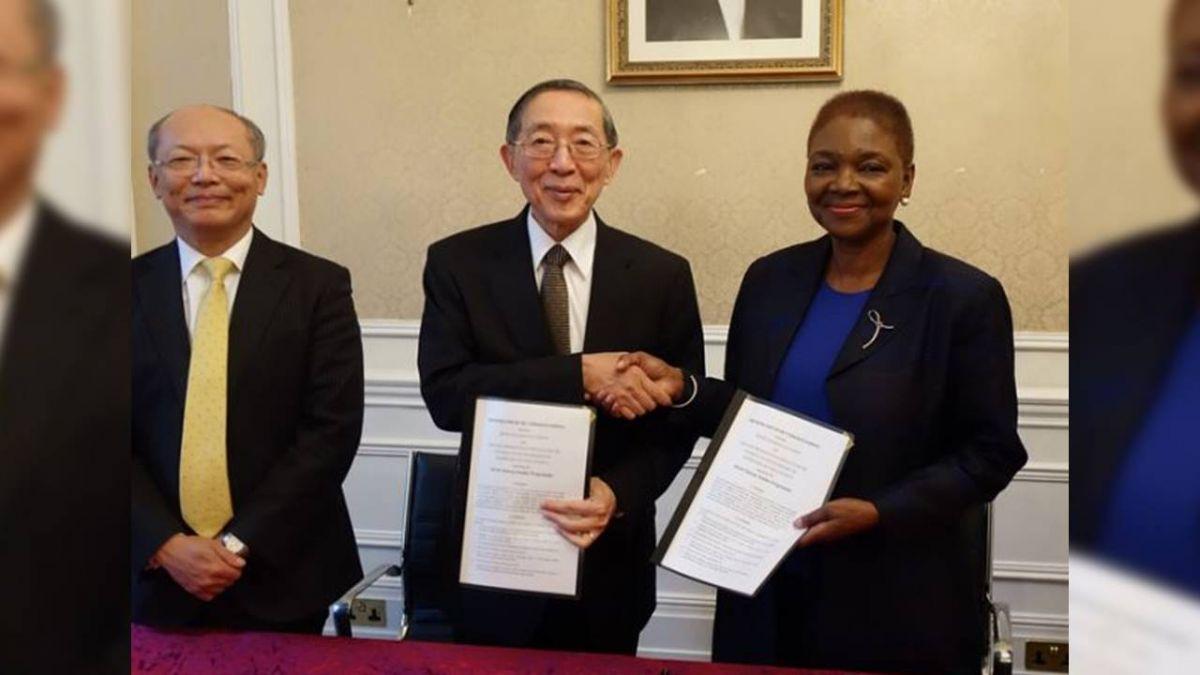 英駐處與SOAS簽署台灣研究計畫備忘錄