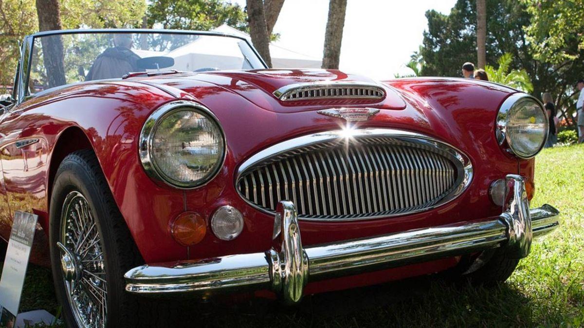 古董車可領牌上路 限車齡35年具收藏價值