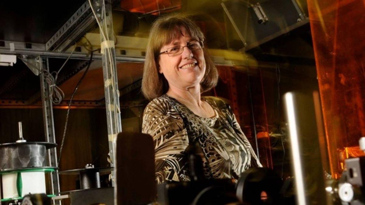諾貝爾物理獎女得主 曾遭維基百科拒絕建檔