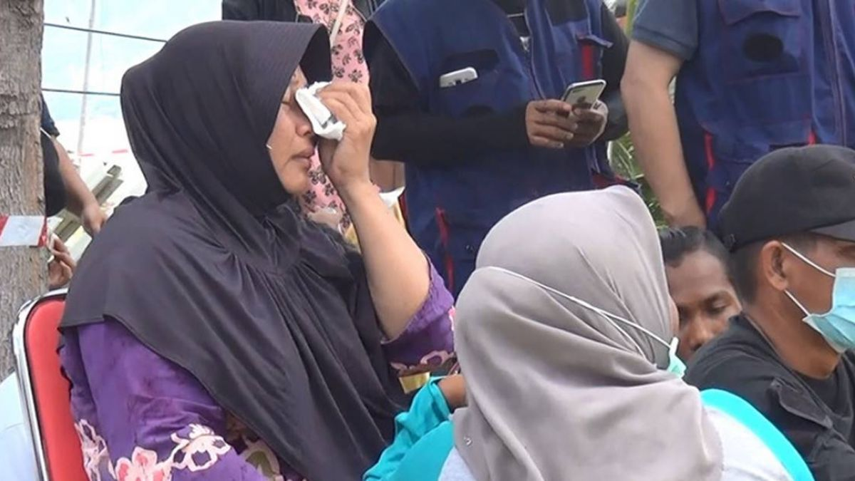 印尼海嘯捲走多名至親 公務員悲痛仍盼助人