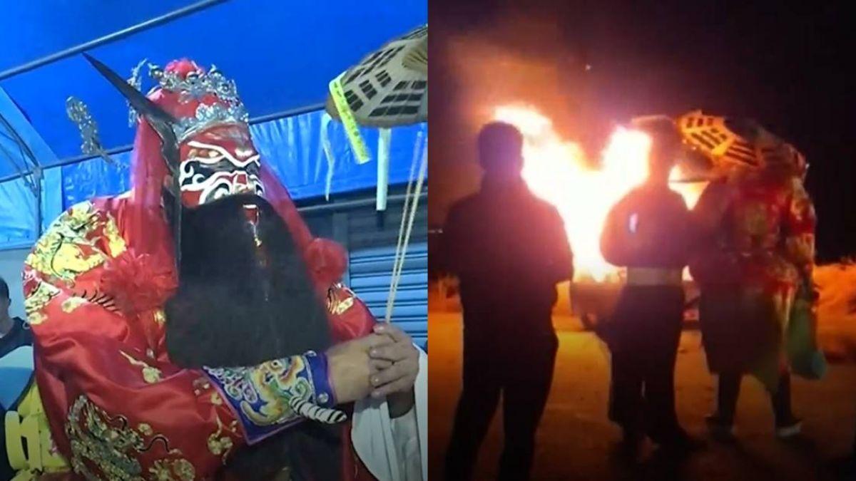 【影片】鹿港王家20年死5人!屋主嚇到不敢回家 鍾馗出馬「送肉粽」