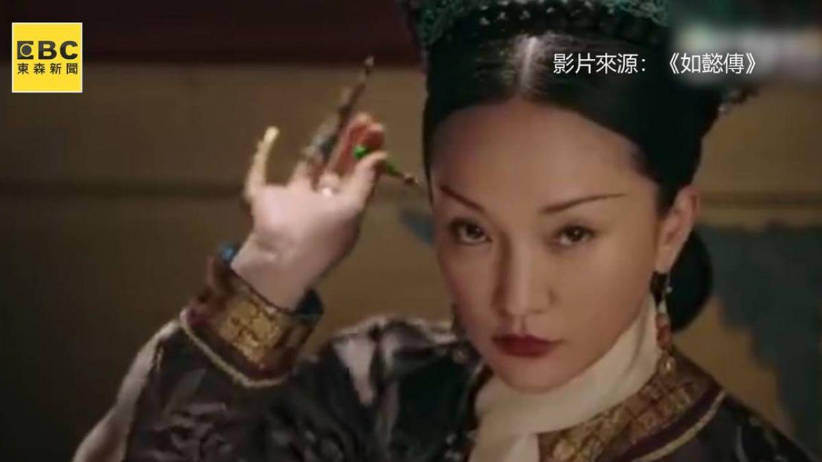 【影片】2度家暴!連珠炮嗆渣隆 如懿遭甩巴掌怒摘髮髻:不忍了