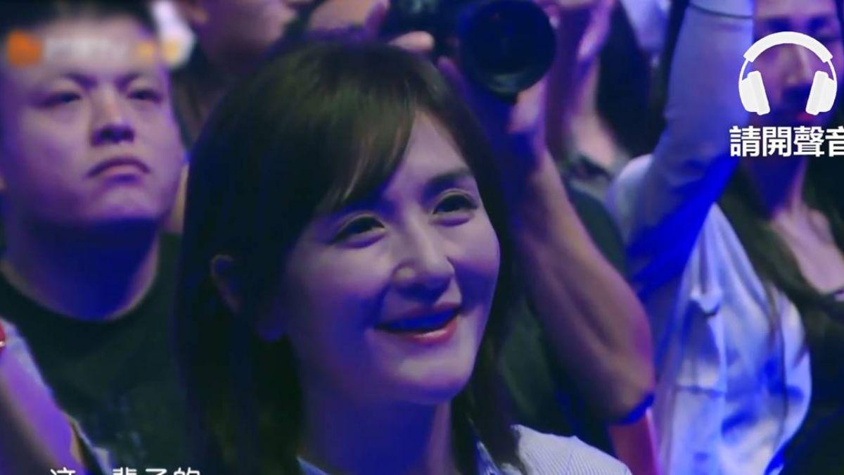 【影片】甜蜜轟炸!張杰演唱會每年都到場 謝娜:這就是我的浪漫之旅