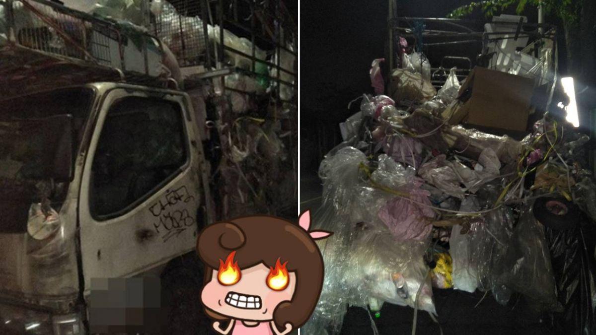 【影】貨車超載害死女大生!6個月後「依舊違規」親友氣炸
