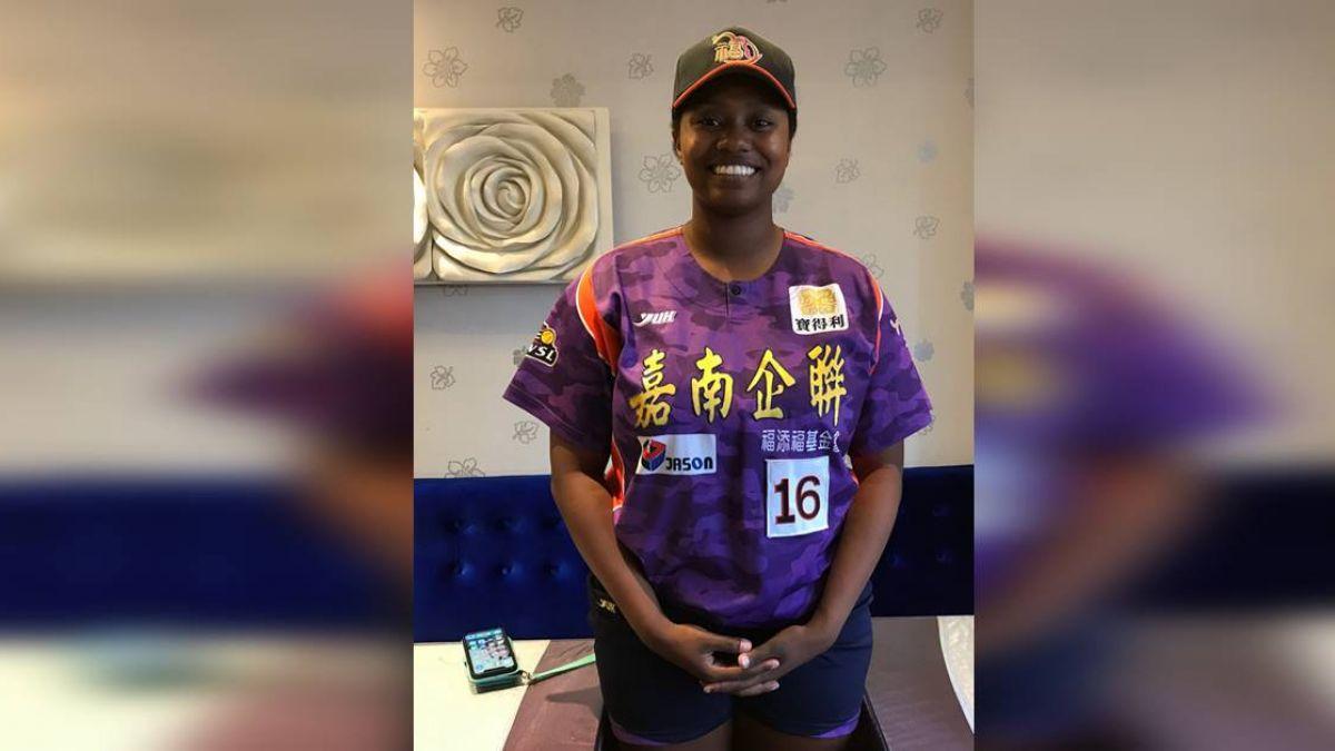 中華女壘可望添歸化投手  瑪塞亞絲目標東京奧運