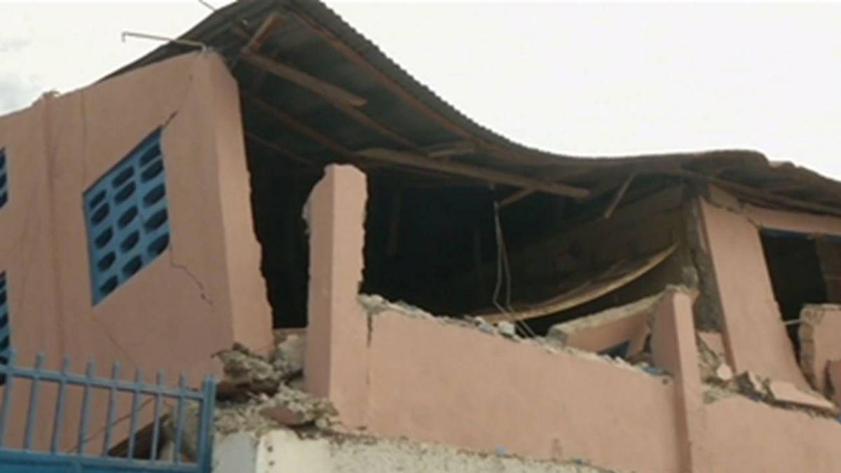 海地發生規模5.2餘震 昨天強震至少14人喪生