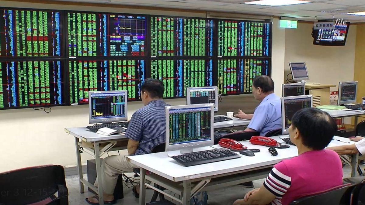 美中貿易戰台股走跌 國安基金不排除提前開會