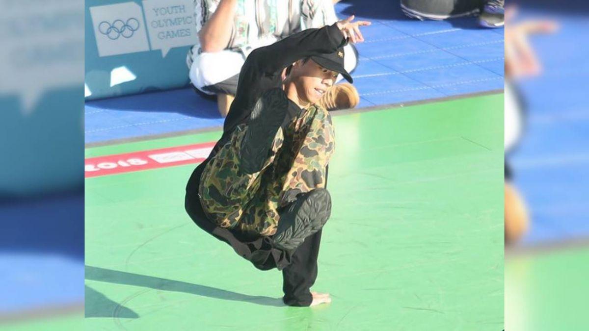 運動舞蹈在青奧首登場  簡嘉呈預賽止步