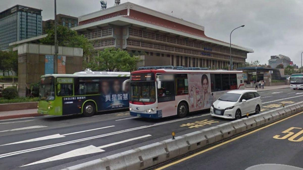 因應國慶酒會 北市10日調整35條公車路線