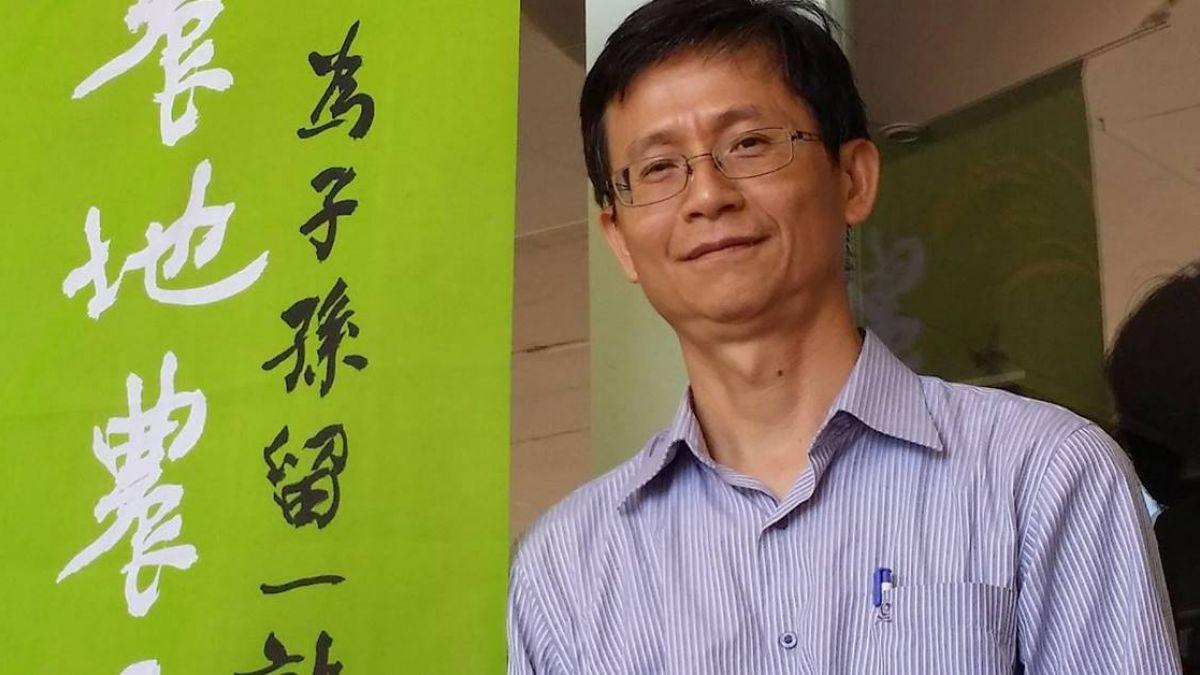 詹順貴辭環保署副署長 行政院「擱置」26天批准了