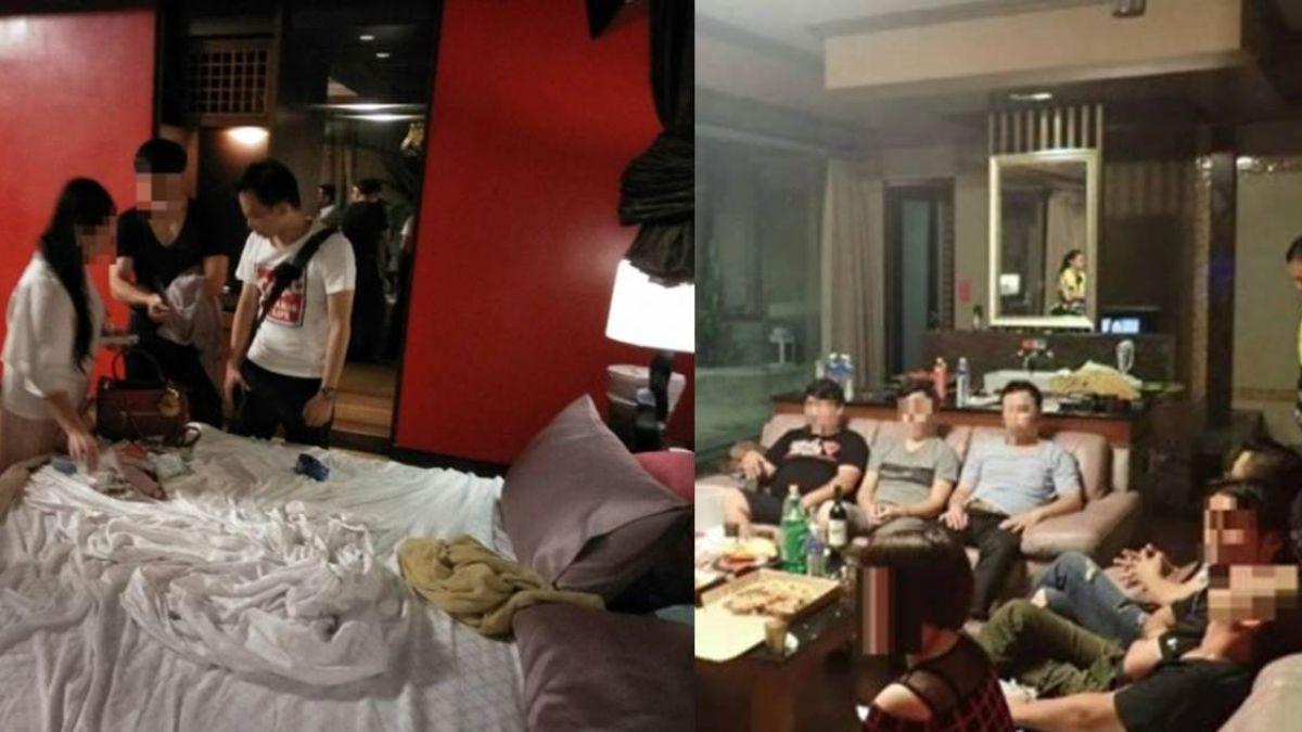 2女大戰9男「6小時不斷電性愛趴!」 11人下場超慘烈
