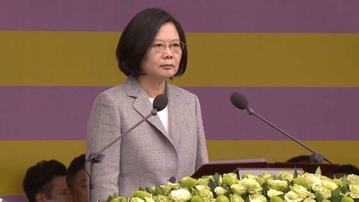 台海和平最大公約數  蔡總統提四個不會