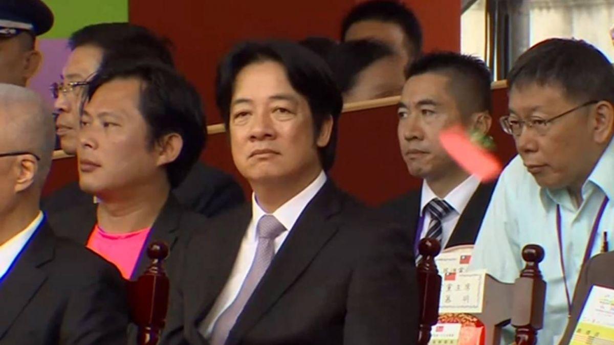 台灣經濟穩定成長 蔡總統肯定賴揆做實事