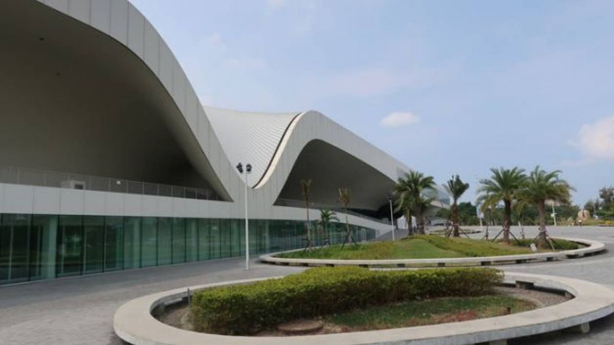 世界最大單一屋頂場館 衛武營藝文中心將啟用