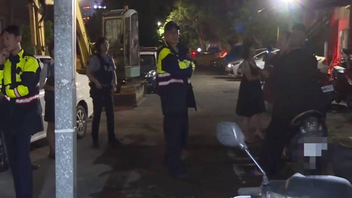 【影片】不滿停車場設圍籬 主委強拆還衝撞員警