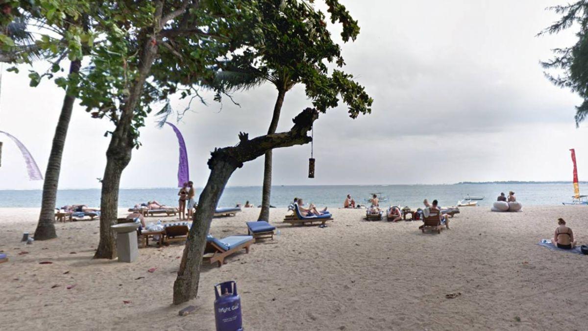 峇里島傳規模6地震!狂晃10秒 遊客被震醒急逃