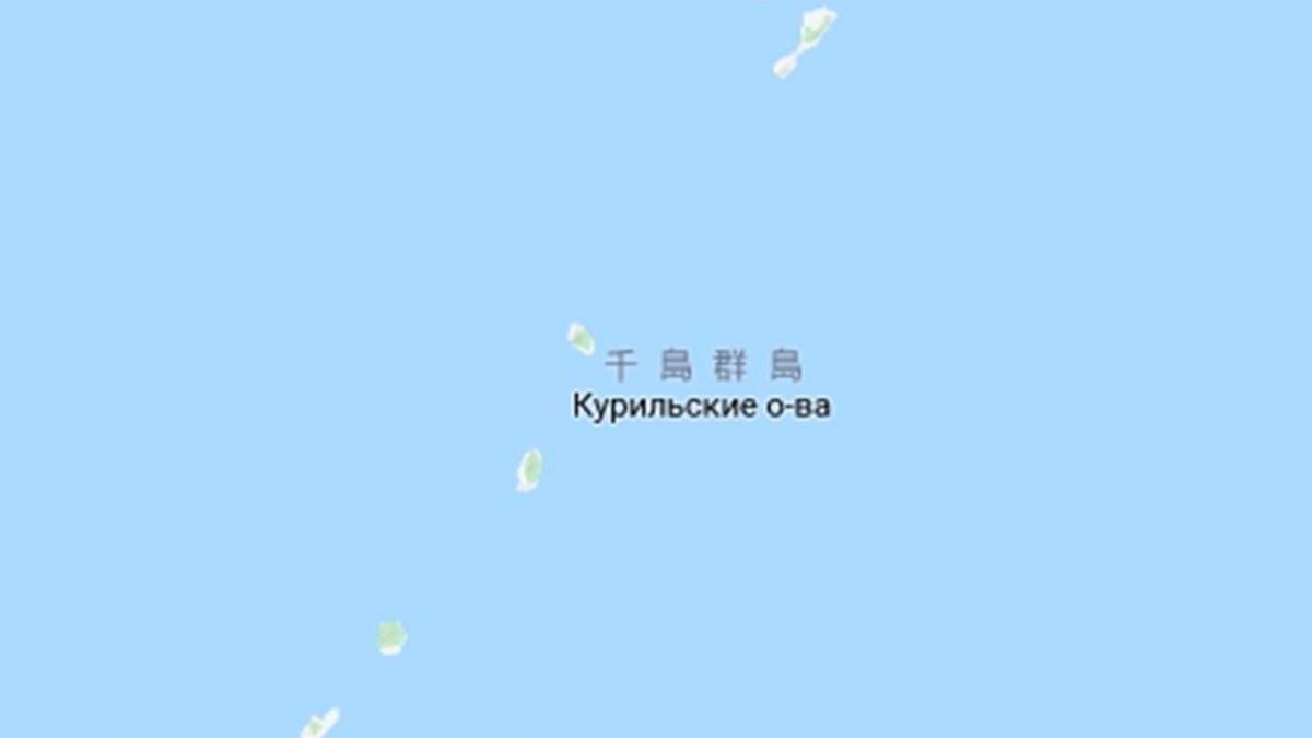 俄千島群島南方6.3地震 無海嘯警報