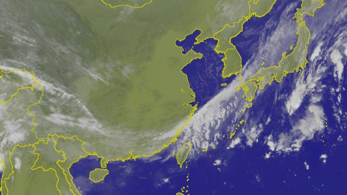 東北季風影響 北台灣有雨!入夜低溫下探19度