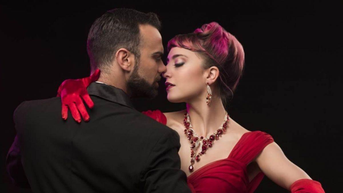 世界探戈冠軍首度登台 《魅. Tango》舞出藝文異次元