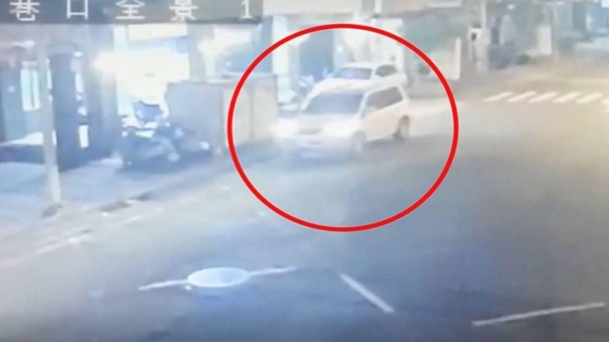 【影片】打到快沒命…丟包「黑道醫院」前!男子身分 令警方驚訝