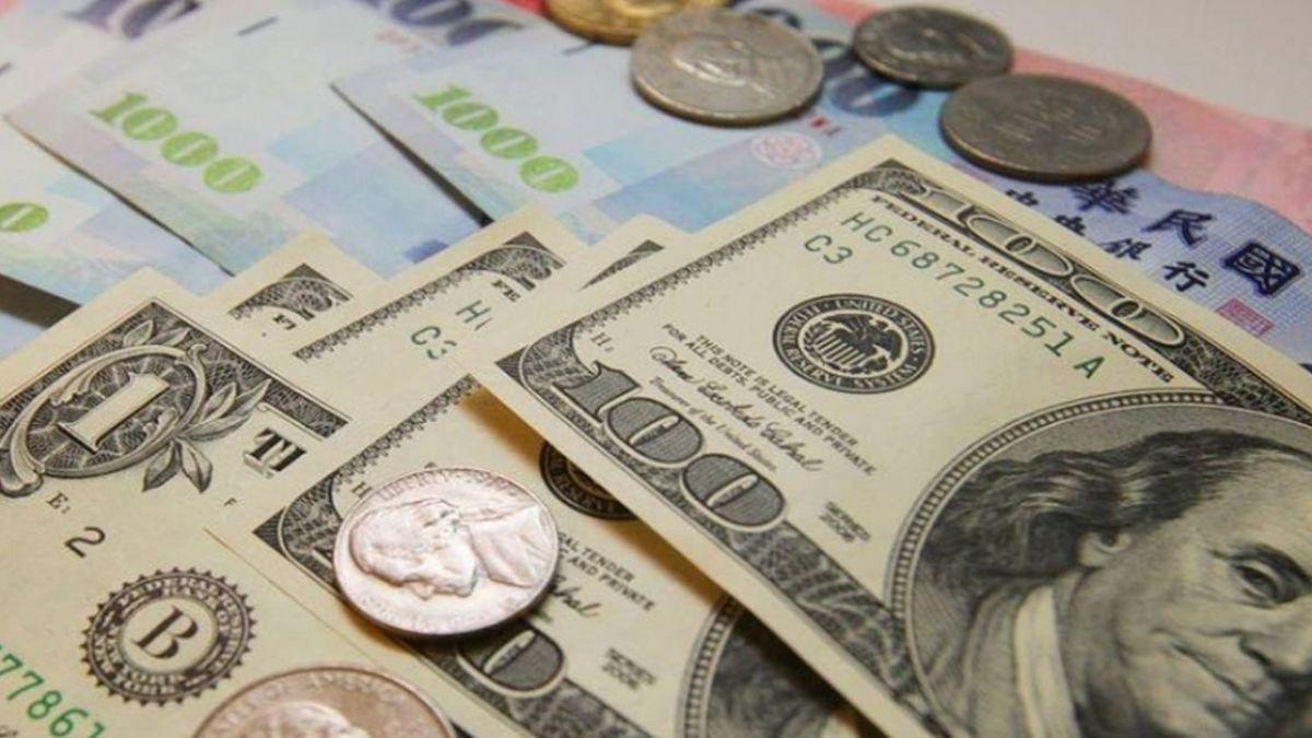 新台幣強升1.95角 收30.910元
