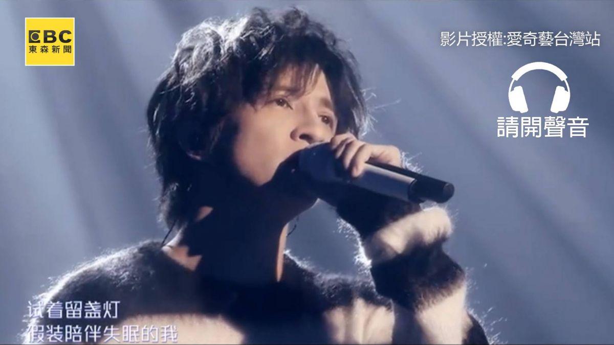 【影片】薛之謙驚險高空跳傘演唱 坦言「出道以來最難歌曲」