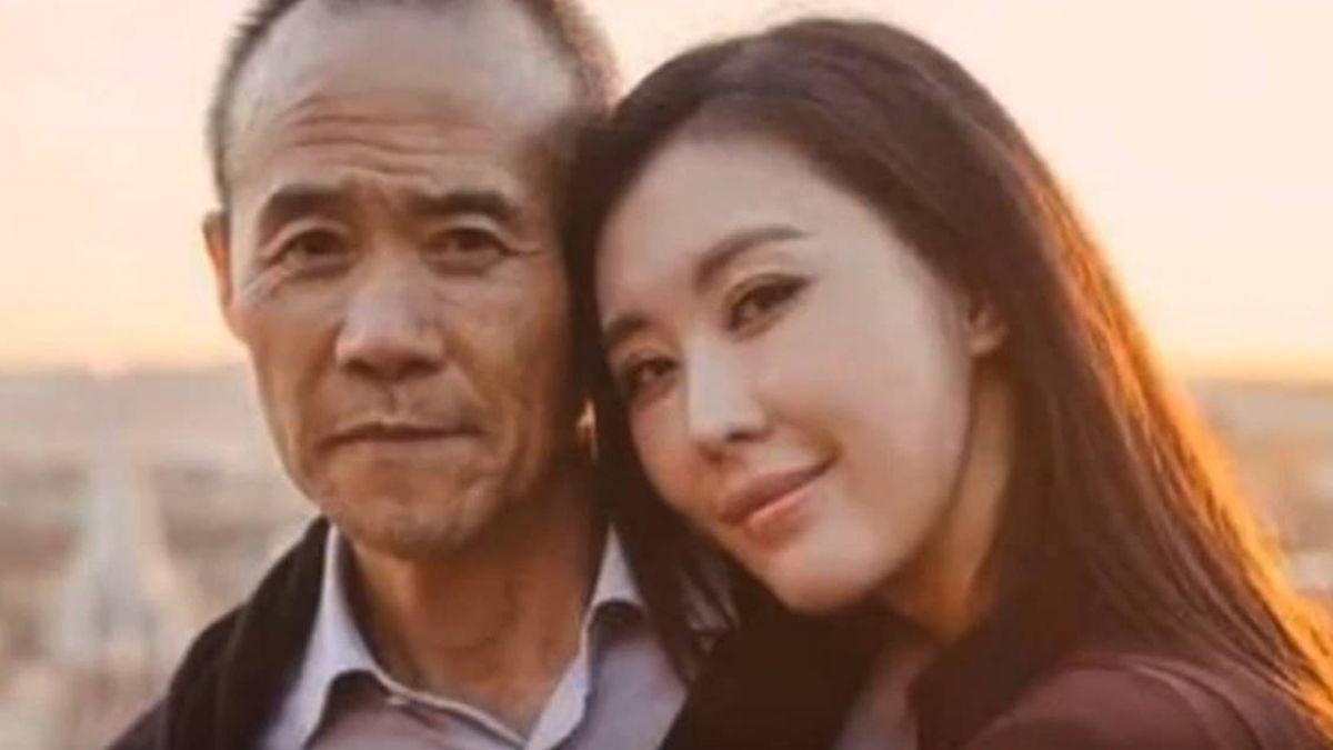 【影】差30歲父女戀!地產大亨甜認《甄嬛》女星:我老婆