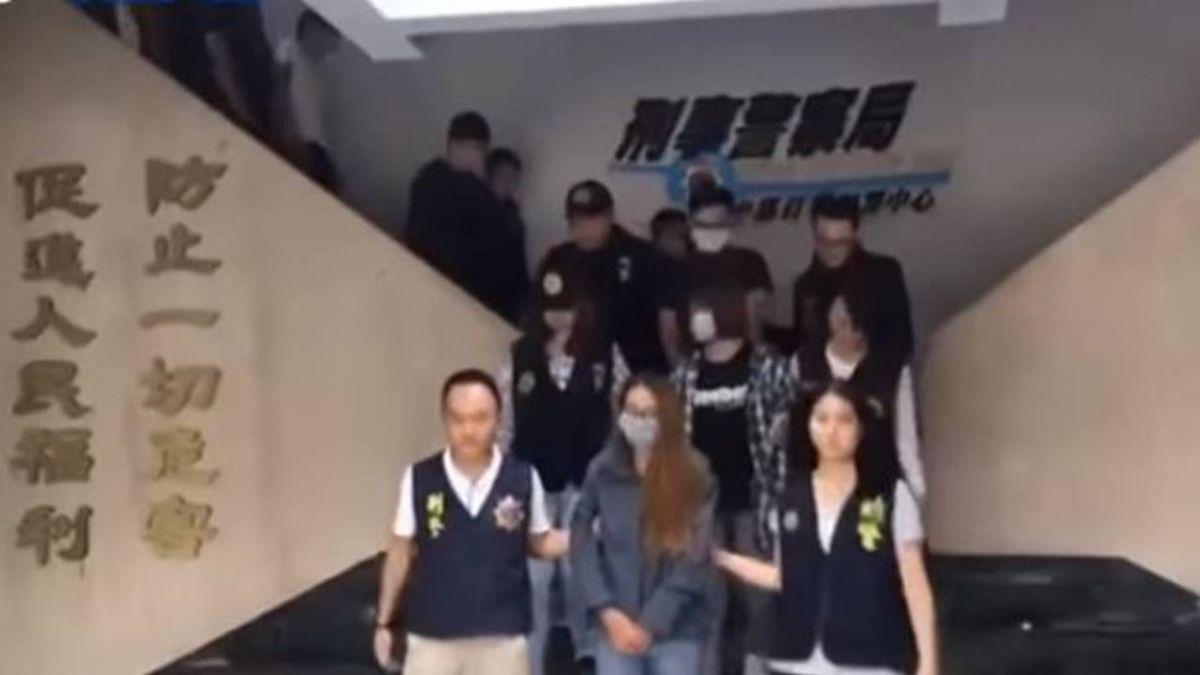 【影】日本設機房跨海詐騙!台日警方聯手破獲