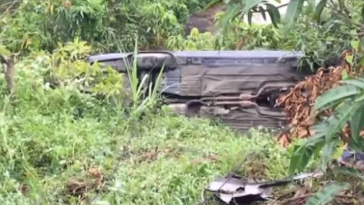 台20線驚見「恐怖缺口」!24小時內2車衝邊坡…釀死亡車禍