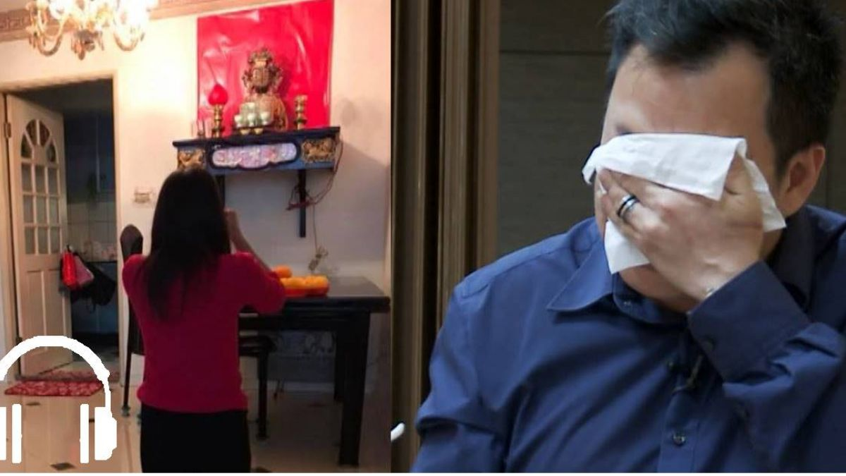 【影片】財迷心竅沉淪毒海! 母用愛喚回富二代「人生沒這麼多8年」