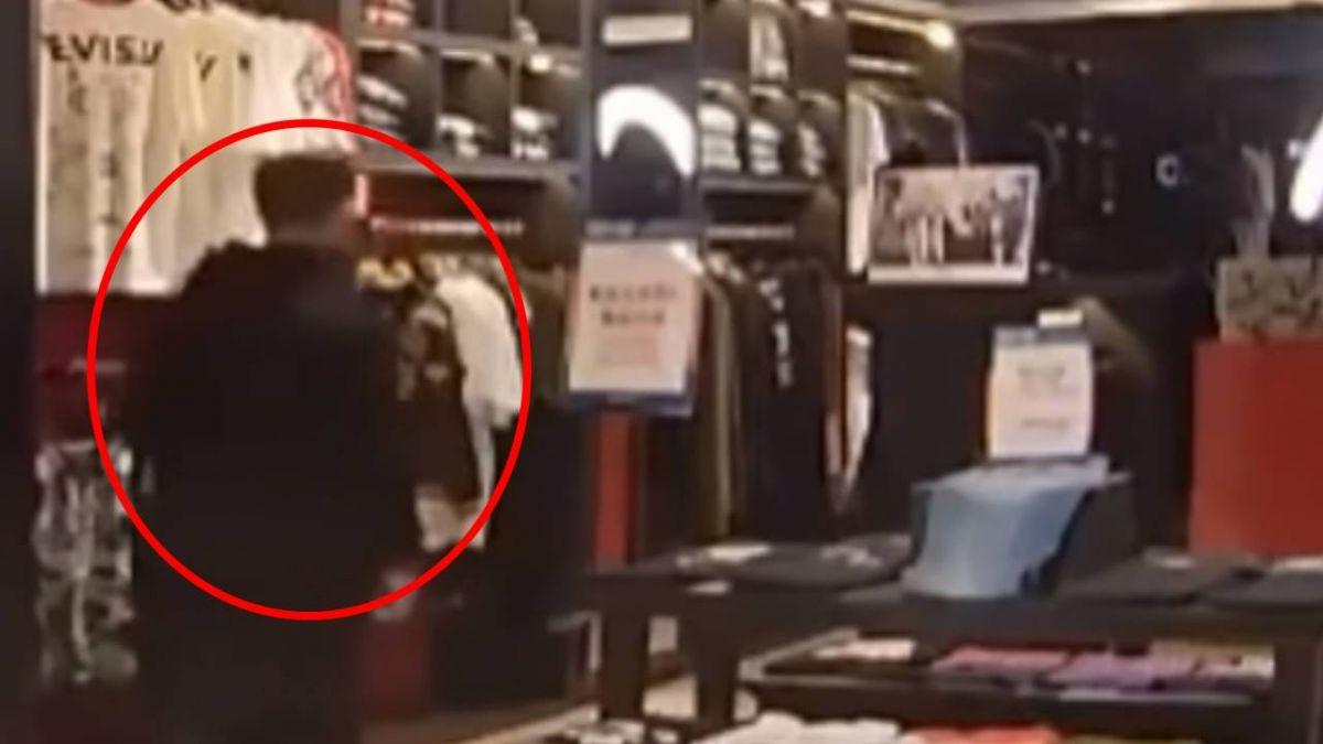 2個月偷10次!慣竊趁店員如廁 20秒摸走手機
