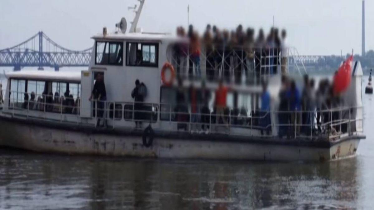 56人擠1台遊覽車、遊湖沒救生衣 開心遊北韓竟變「難民團」