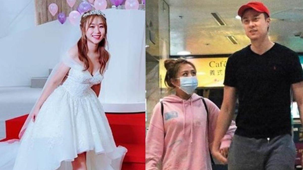 熱戀劉書宏5個月!30歲茵聲驚喜曬婚紗照 震驚娛樂圈