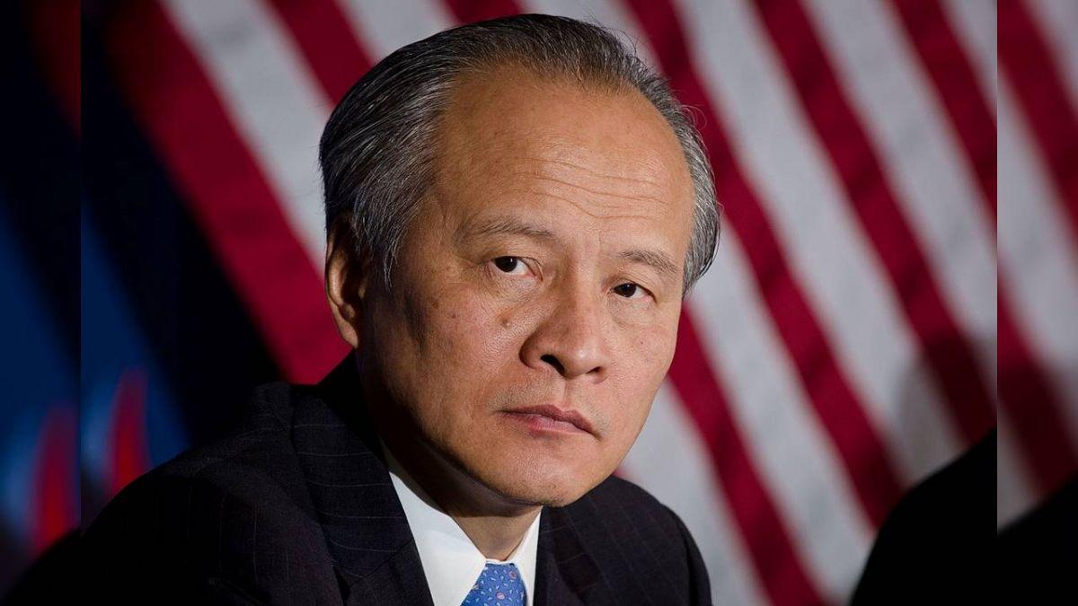 美對台軍售 中國駐美大使指控干涉內政