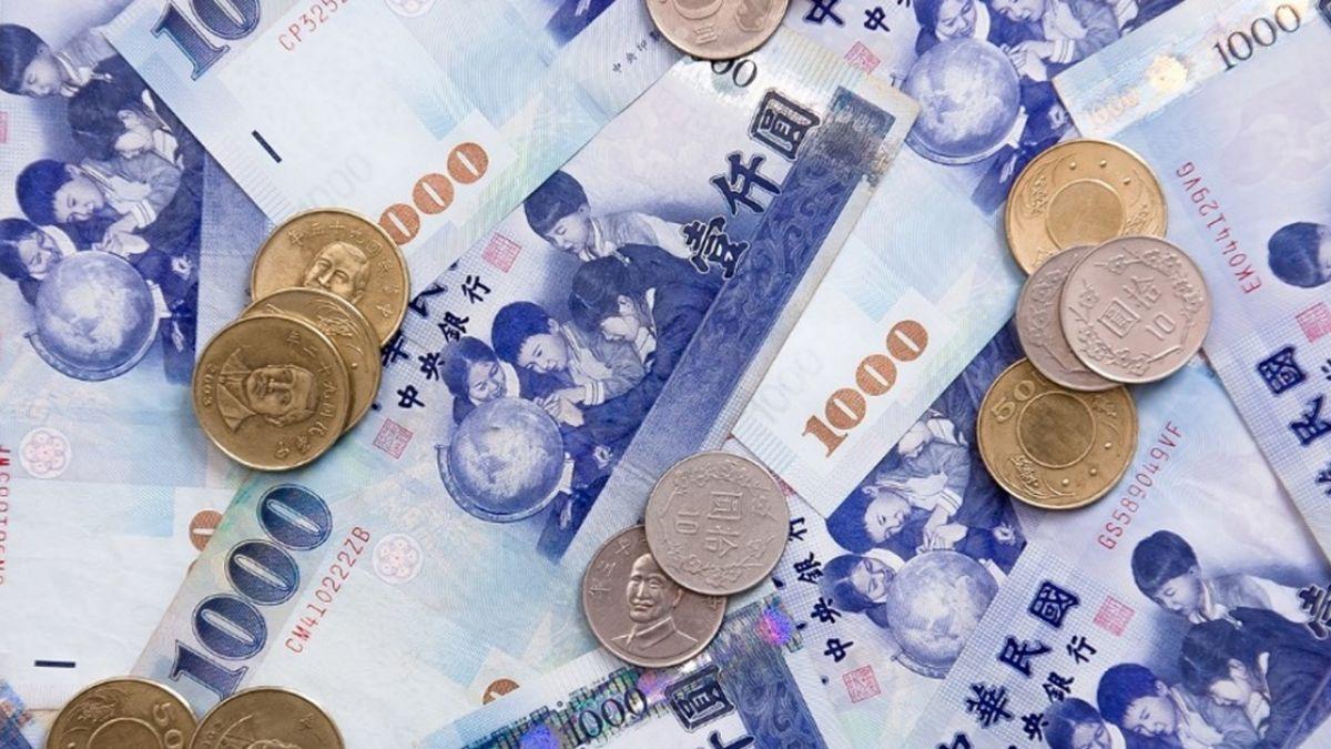 新台幣貶3分 收30.940元