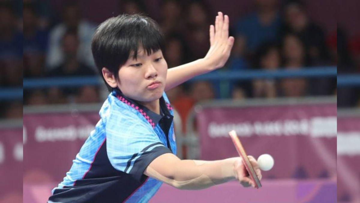 青奧桌球團體賽 林昀儒蘇珮綾不敵大陸僅能爭銅